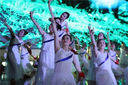 第二届学生社团节舞蹈大赛成功举办