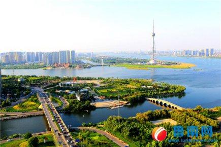 中央及行业媒体走近最美家乡河――沂河
