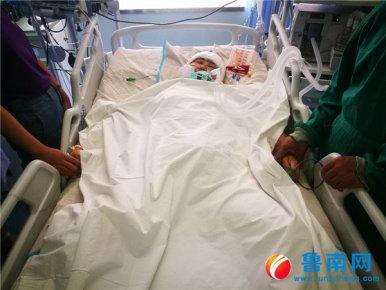 临沂农妇遭遇意外去世,丈夫捐其器官