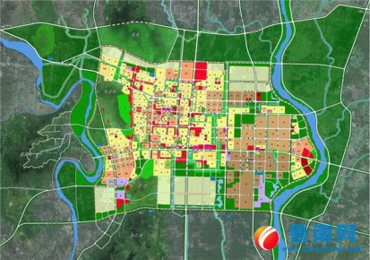沂南县规划打造临沂北部卫星城