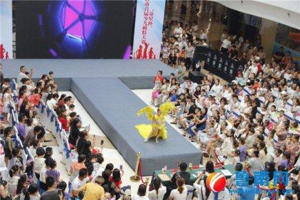 90名小选手晋级临沂市首届少儿模特大赛总决赛