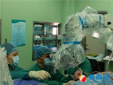 探秘临沂市人民医院微创和功能神经外科