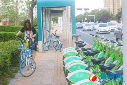 """共享单车抢占近3成市场,""""小绿""""升级转型积极应对"""