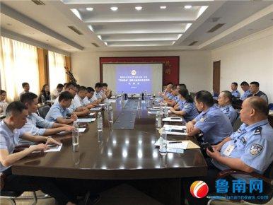"""临沂交警支队直属二大队推广""""警保联动""""服务模式"""