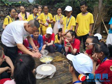 传统文化寻根路,鲁青藏汉一家亲