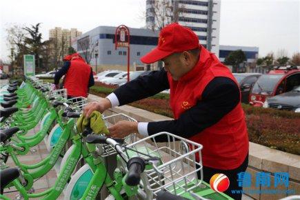 国际志愿者日,临沂市开展百余场志愿服务活动