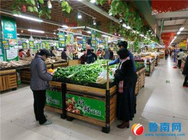 黄瓜1斤涨2元,雪后部分菜价小幅上涨