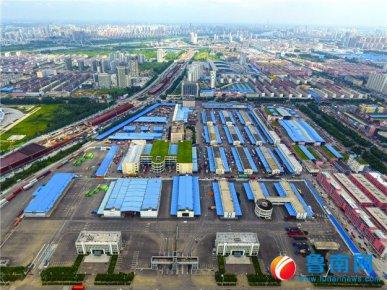 太阳GG商城打造全省开放型经济发展先行区