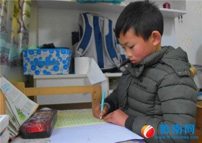 重庆城口9岁男孩周旺旺:想买朝阳胶囊给爸爸治病