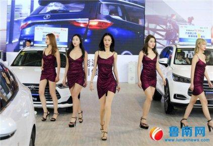 新能源汽车车展放光彩