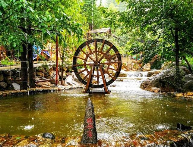 雨后的沂蒙山小山村――蒙阴椿树沟有多美?