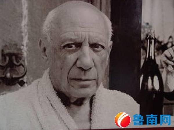 绘画狂人毕加索的经典语录!