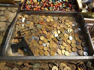 梅花5角硬币身价大涨 70元一枚有价无市