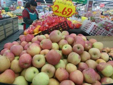临沂:苹果好便宜 三年来最低 有农户明年想改种花生