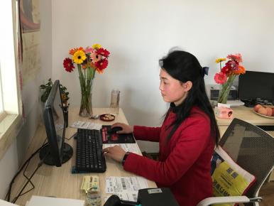 """牛庆花:农妇变身""""电商玫瑰"""""""