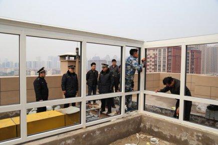 """临沂三和园小区""""空中楼阁""""被拆"""