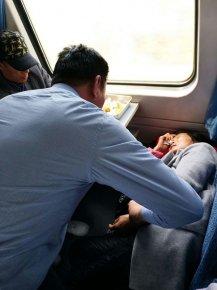 列车上女乘客突发心脏病 蒙阴人姚玉健成功救助