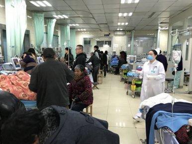 与死神赛跑:患者频发室颤,急诊室40次除颤救人上演生死