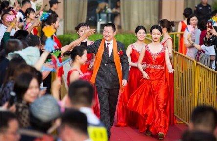中国・蒙山第二届健康文化节暨卫康生物集团19周年感恩盛
