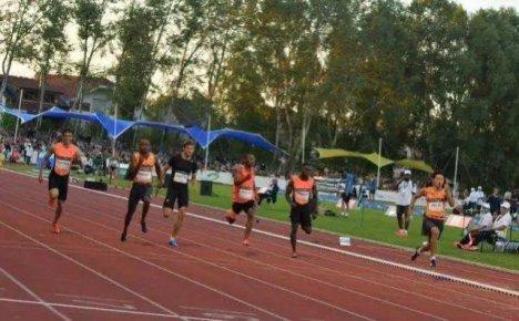 9秒97!中国人刷新黄种人百米纪录!