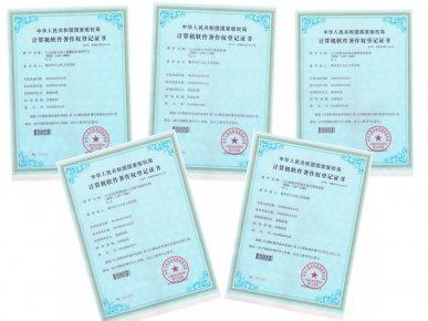 厉害了!国家版权局为临沂兰山法院颁发了十张著作权证书