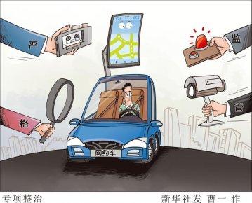 合规监管趋严,安全隐患仍不少——网约车市场安全调? width=