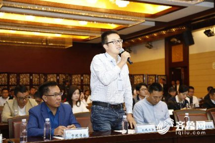 鲁南制药集团党委书记张贵民:依靠创新驱动 加快新旧动能转化