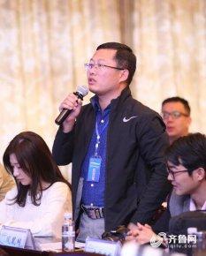 """鲁南制药集团党委书记张贵民谈""""品牌价值"""":解决百姓疾患是"""