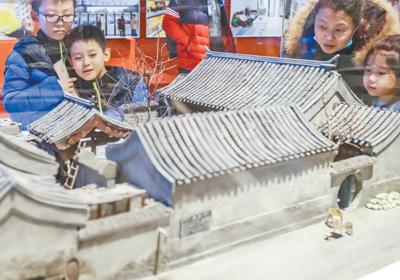 伟大的变革—庆祝改革开放40周年大型展览现场参观人次突破200万