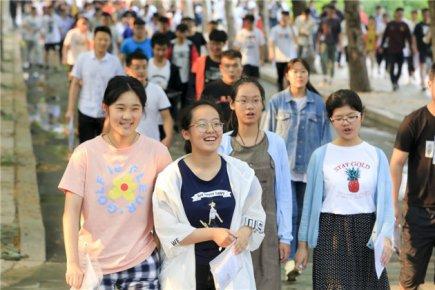 高考成绩将于6月25日前公布