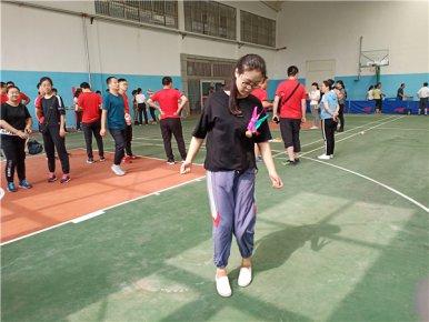 沂水:趣味运动会引领全民健身新高潮