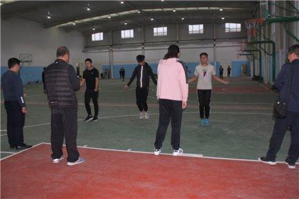 沂水县第九届全民健身运动会青少年跳绳比赛圆满落幕