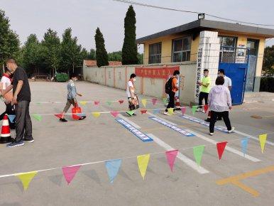 平邑县卞桥镇中心校开学复课工作顺利进行