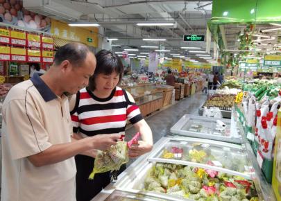 河东区市场监管局开展粽子市场专项检查