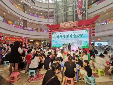 传统文化活动增添节日韵味