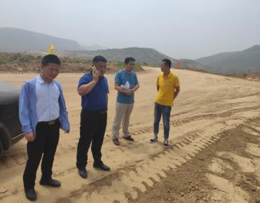 平邑县委办公室督查考核服务中心:督导重点项目建设 助力企业