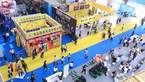 2020(第69届)秋季全国五金商品交易会在临沂开幕