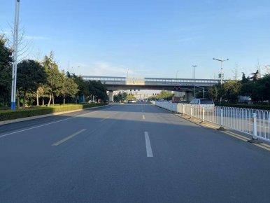 焕然一新!南京路路面大修工程全面竣工