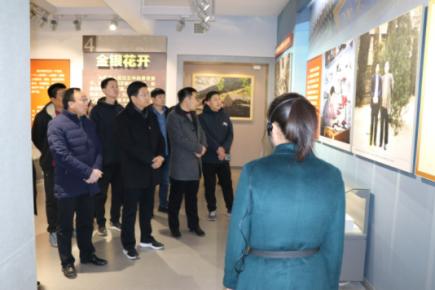 平邑县委办公室督查考核服务中心与费县督查考核委员会办公室共同