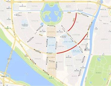 @临沂人,北城新区兰陵路、算圣路部分路段封闭施工