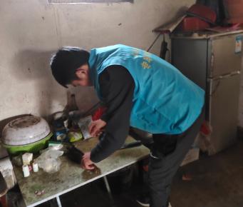 我为群众办实事   一位来自卞桥镇尹家村基层网格员的自述