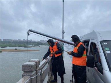 临沂市水文中心全力以赴迎台风,水文测站均已进入战时状态