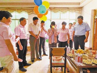 情暖中秋 志愿同行 临沂市关工委孤困儿童心理辅导志愿服务团开